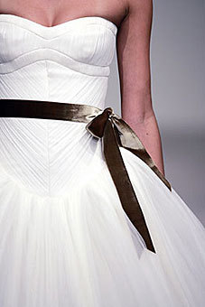 Spring 2005: Wedding Dresses