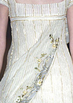Spring 2005 Couture: Details