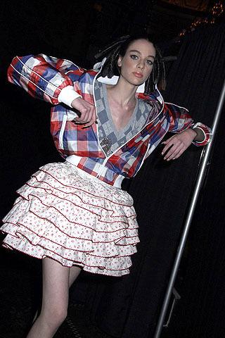 Spring 2008: Backstage