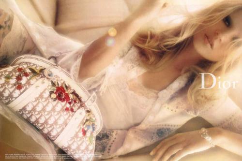 Spring/Summer 2005 Kate Moss