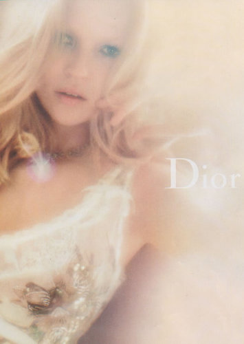 Dior wallpaper called Spring/Summer 2005 Kate Moss