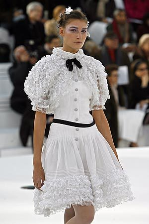 Spring/summer 2006: Couture