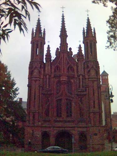 St. Anna's Church, Vilnius