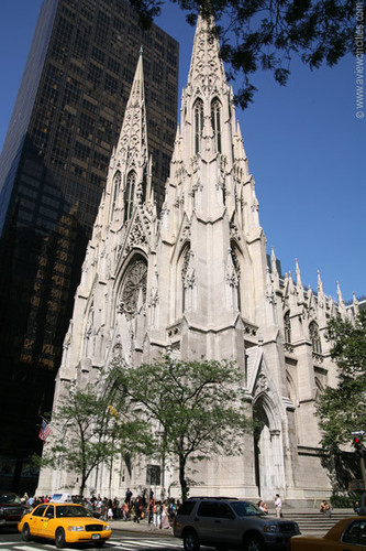 New York wallpaper called St. Patrick's Cathedral
