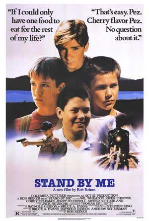 Stand By Me wallpaper entitled Stand By Me poster