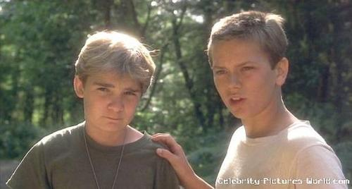 Stand By Me wallpaper entitled Teddy & Chris