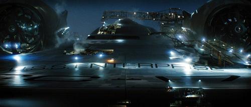 ngôi sao Trek 2008 Enterprise