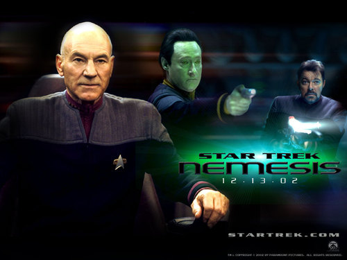 Star Trek The Next Generation - star-trek-the-next-generation Wallpaper