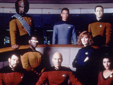 ngôi sao Trek The tiếp theo Generation