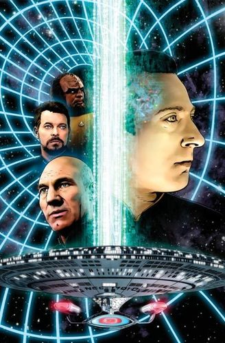 étoile, star Trek The suivant Generation