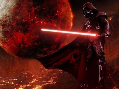 ngôi sao Wars Darth Vader WP