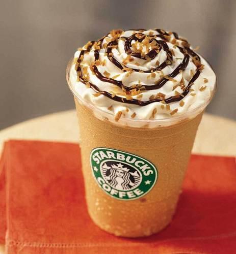 Starbuck's Coco Frappuccino