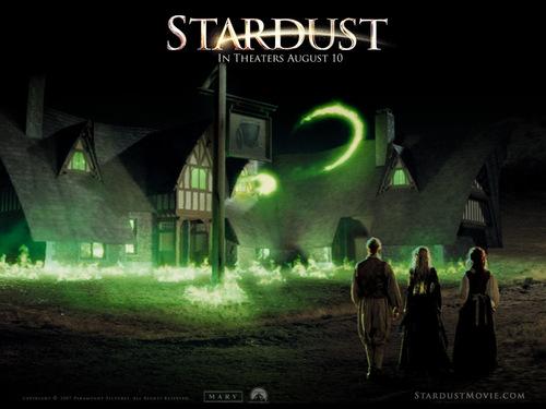 Stardust mural