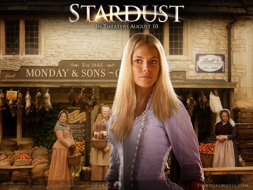 Sienna Miller پیپر وال titled Stardust
