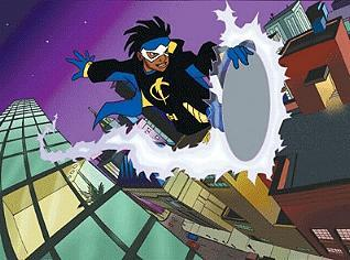 Static Shock wallpaper called Static Shock