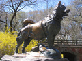 Statue of Balto