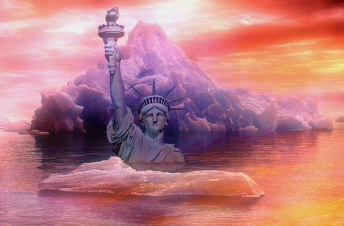 Global Warming Prevention images Statue of Liberty HD ...