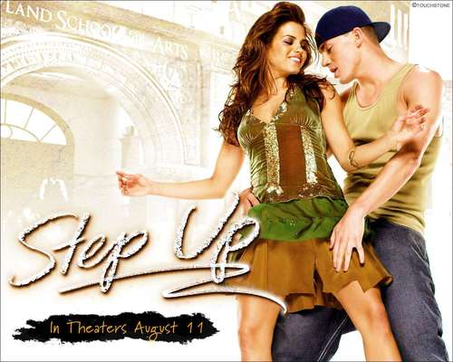 Step Up fondo de pantalla