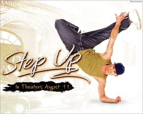 Step Up Обои