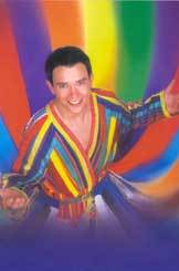Stephen Gately as joseph