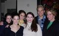 Stephenie Meyer with the cast - twilight-series photo