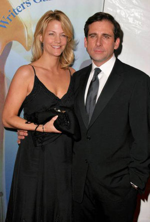 Steve Carell & Wife Nancy