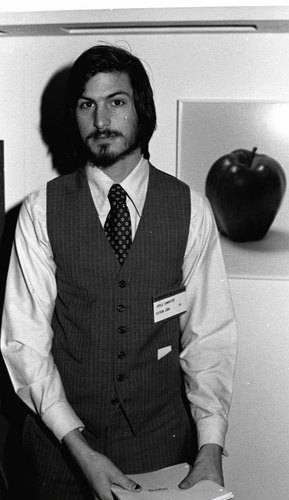 Steve Jobs - apple Photo