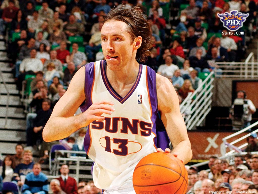 steve nash Steve nash information including teams, jersey numbers, championships won, awards, stats and everything about the nba player.