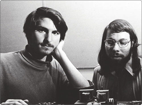 Steve and Woz