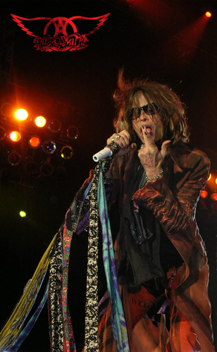 Aerosmith Hintergrund entitled Steven Tyler