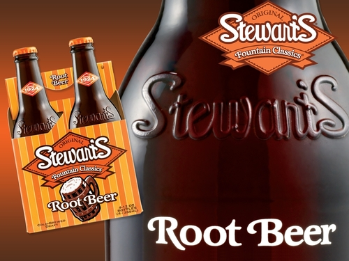 Root Beer wallpaper titled Stewart's Root Beer WP
