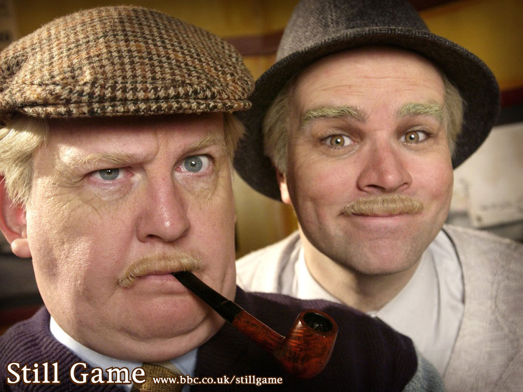 Still Game returns to the BBC