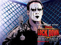 Sting - Lockdown - sting-wcw wallpaper