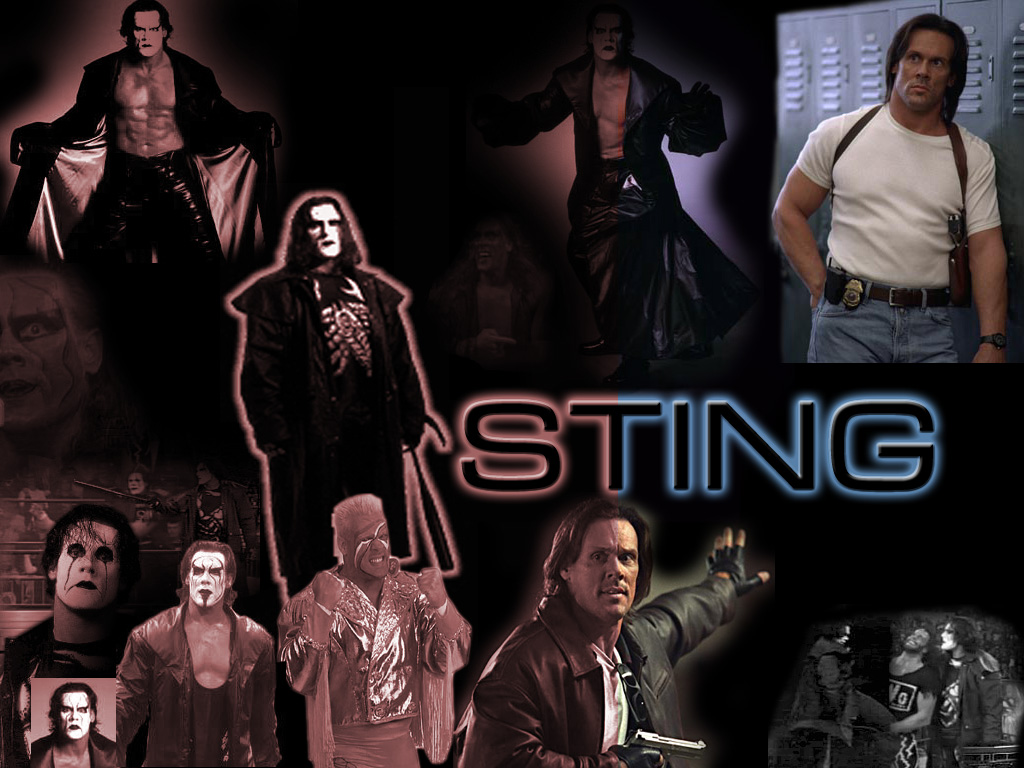 Wcw Wallpaper Sting WCW images Sting...