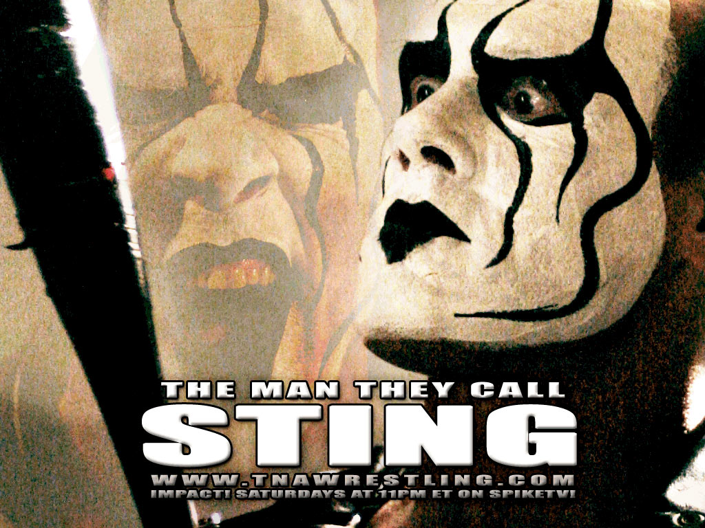 Sting - TNA Wrestling Wallpaper (123478) - Fanpop