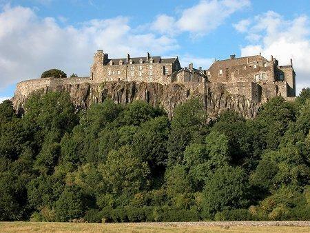 Stirling замок