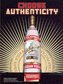 Stolichnaya Vodka print ads - vodka photo