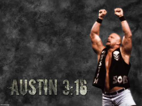 WWE wallpaper entitled Stone Cold Steve Austin