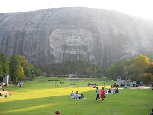 Atlanta fondo de pantalla entitled Stone Mountain