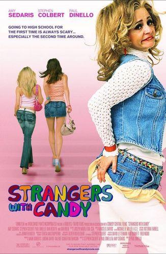 Strangers With 캔디 Movie