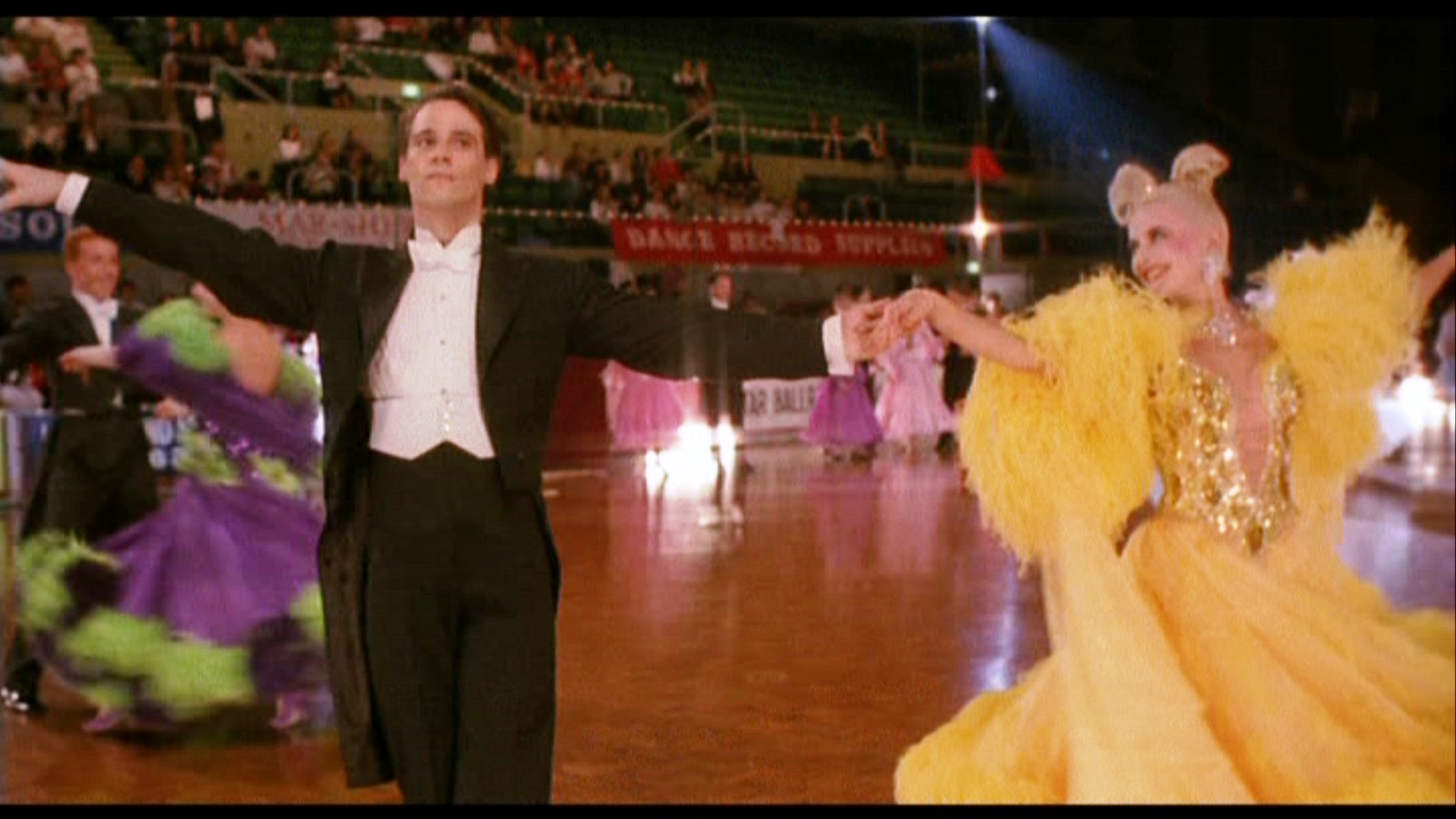 Strictly ballroom essay film techniques