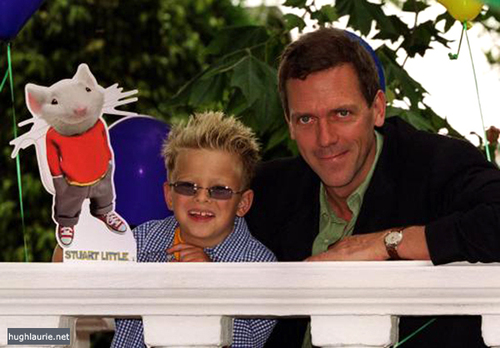 Hugh Laurie images Stuart Little wallpaper and background ...
