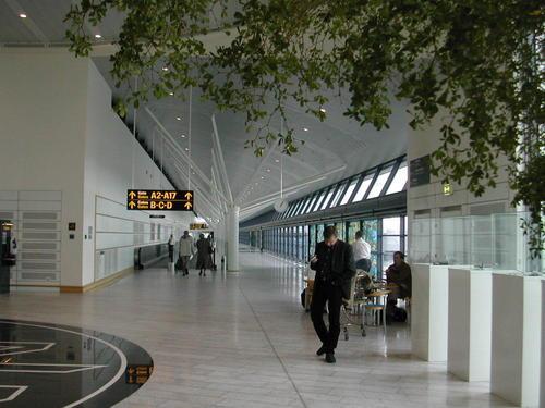Sturup airport (Sweden)