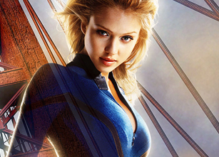 Sue Storm - fantastic-four Photo