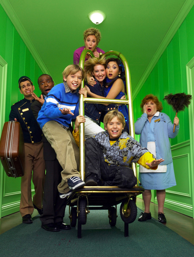 The Suite Life of Zack & Cody wallpaper called Suite Life