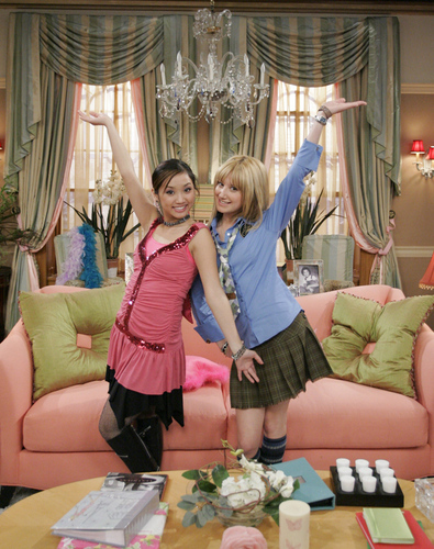 The Suite Life of Zack & Cody wallpaper titled Suite Life