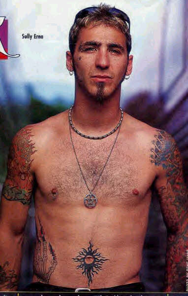 Lead Singer Of Godsmack