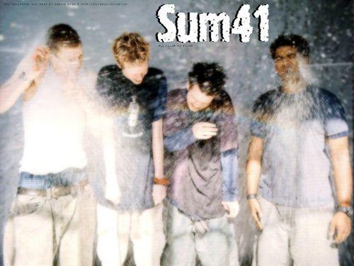 Sum 41 fondo de pantalla called Sum 41