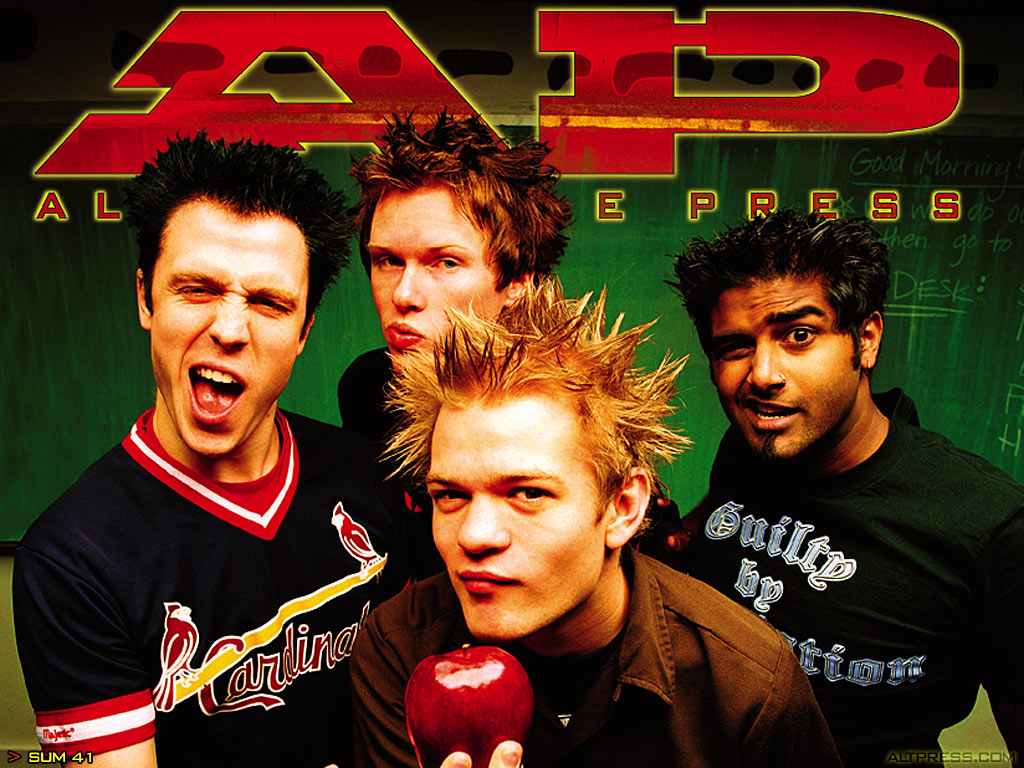 Sum 41 Net Worth