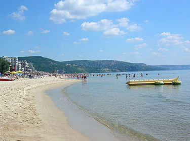 Европа Обои titled Sunny Beach, Bulgaria